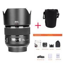 Meike 85mm f/1.8 foco automático completo quadro asférico médio telefoto prime lente para canon eos 1300d 750d 1100d 600d câmeras dslr