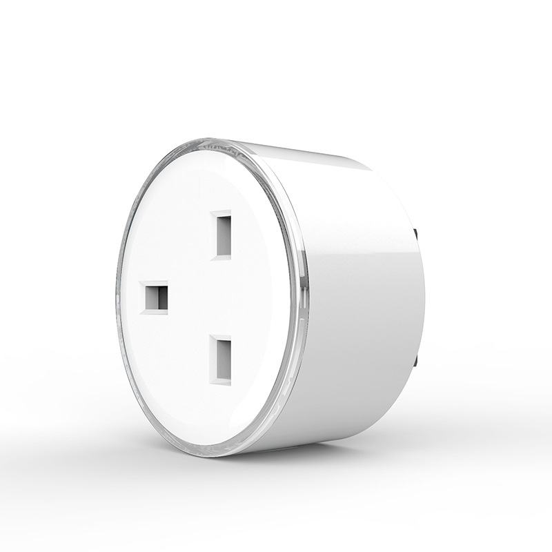 Image 5 - Smart Mini Socket Plug WiFi Wireless Remote Socket Adaptor charger  with Timer on and off Compatible with Alexa Google Home-in Mobile Phone Chargers from Cellphones & Telecommunications