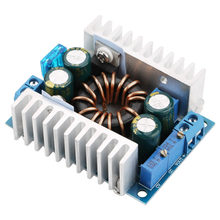 DC10-32V om DC12-60V Voltage Step Up Converter Boost Power Supply Module Power Converter Voor Grote Power LED Rijden(China)