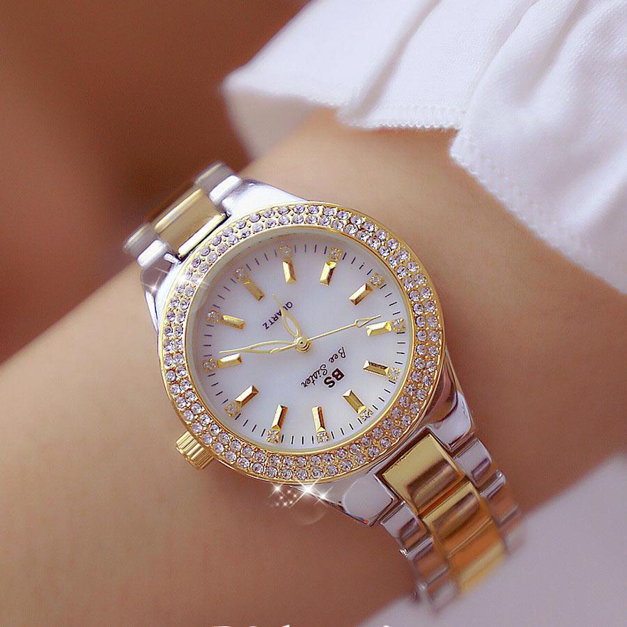 New Wrist Watches For Women 2018 Top Brand Luxury W