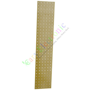 Wholesale and retail 20pc PCB Fiberglass Turret Terminal Strip 180pin Holes Tag Board audio amps DIY free shipping
