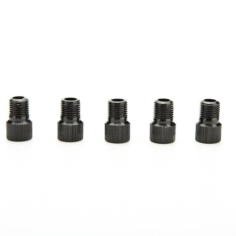 Parts Air Pump Valve Type Adaptor Presta To Schrader Converter Tire Adapter