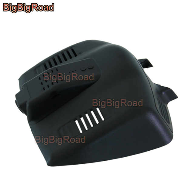 BigBigRoad Für Ford Mondeo 2015 Hohe konfiguration Auto wifi DVR Video Recorder dash cam Halten Auto Original Stil
