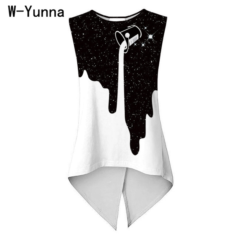 W-Yunna Newest Euro Style Leisure Fashion Summer Top Women Sexy Backless Halter Top Female O-neck Slim Thin Ladies Tank Top