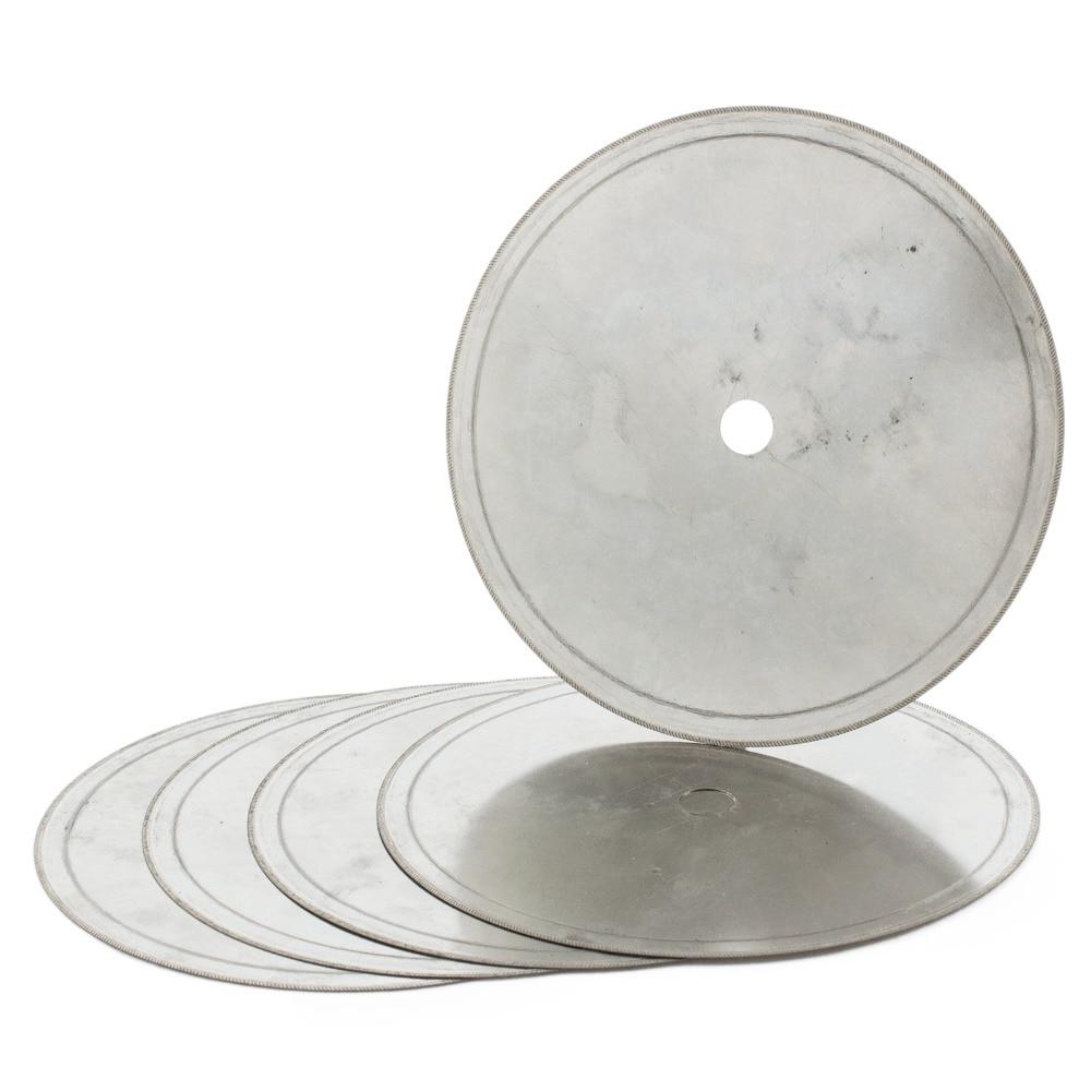 5Pcs Super Thin Lapidary Diamond Saw Blades 6 Inch Cutting Disc Arbor Hole 5/8