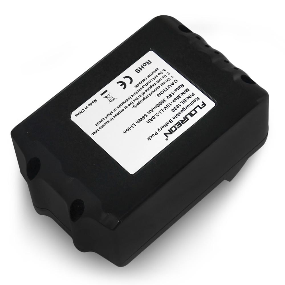 סוללה למברגה Makita מקיטה 18V 3.0AH - BL1830 BL1840 BL1815