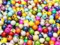 200 pcs Mixed Color 3D Illusion Miracle beads 6mm Spacer fashion diy Accessories