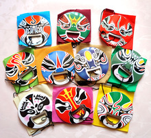 Collectibles Chinese characteristics and cultural quintessence of Peking Opera opener fridge magnet elements