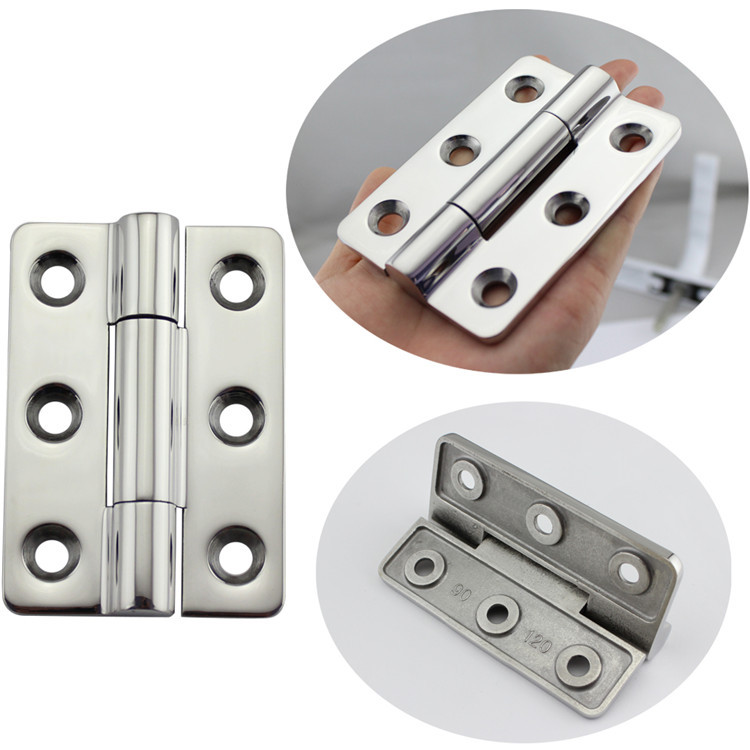 Durable Stainless Steel Butt Hinge for Cabinet Drawer Door Widely Used for Marine Boat Door Furniture-in Marine Hardware from Automobiles & Motorcycles
