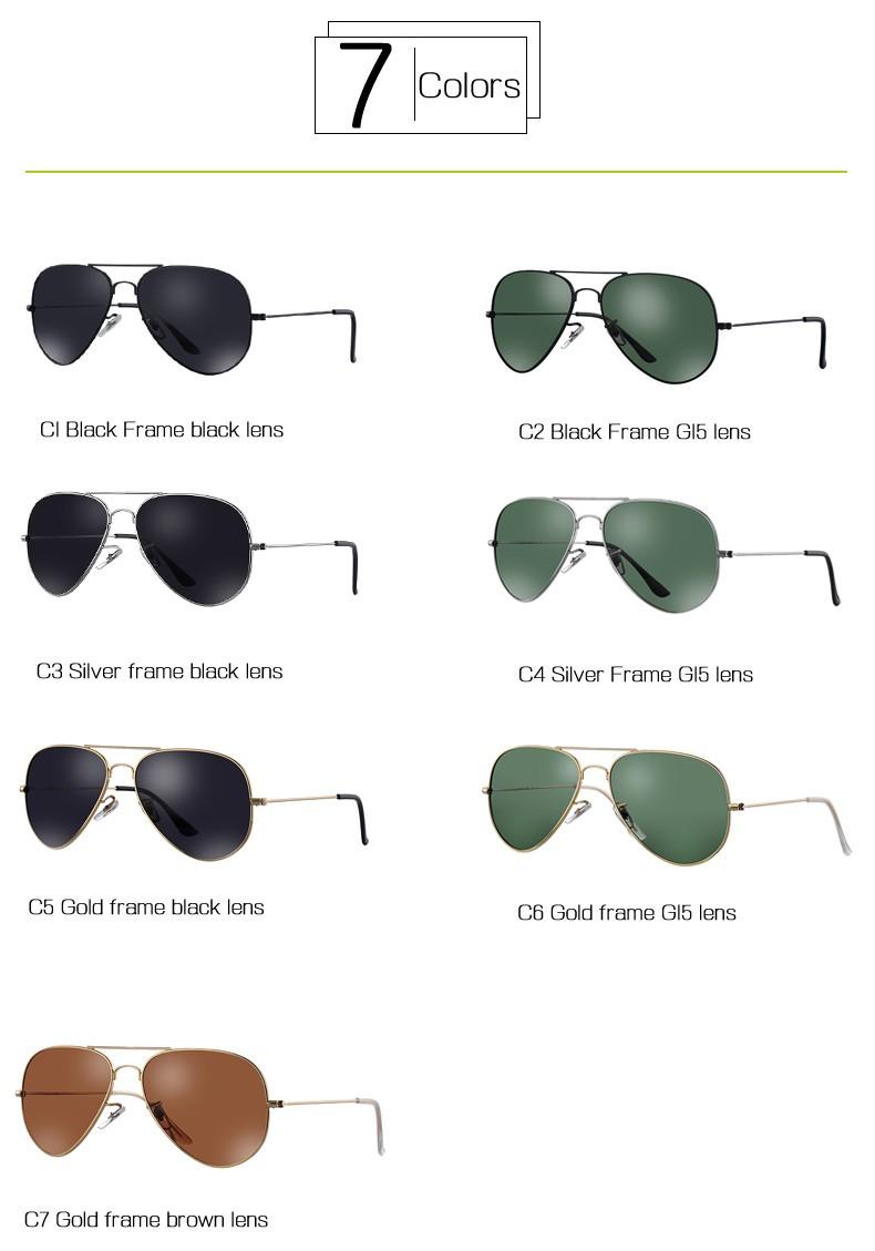 Sunglasses-Men-Polarized-Brand-Designer