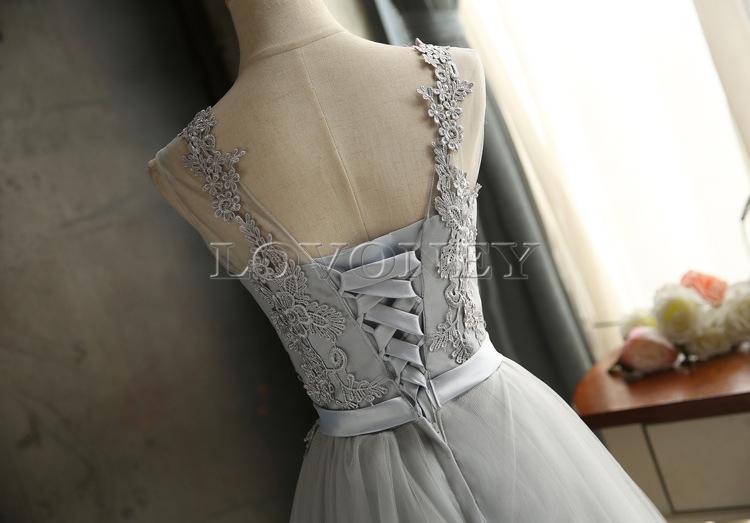 lovoney ch604 короткие выпускные платья 2017 уплотнение позвоночник вверх кружево пром платье Eve платье для женщин случаю платья для вечеринок halt де суаре