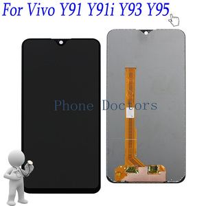 "Image 1 - 6.2"" For BBK Vivo Y91 Y91i Y91c 1817 1814  / Full LCD display + Touch screen Digitizer assembly For BBK Vivo Y93 1815/ Y95 1807"