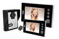 2 4 Ghz 1V2 7 3 5 zoll innenmonitor IR Nachtsicht Wireless Video türsprechanlage|wireless video door phone|video door phonedoor phone -