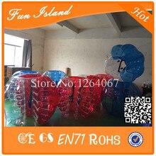 Free Shipping 1.0mm TPU Bumper Ball,Bubble Soccer Ball,Inflatable Body Zorb Ball Suit,Bubble Soccer,Bubble Football,Loopyball