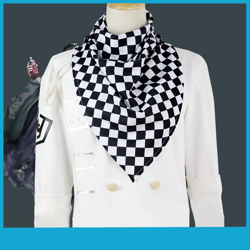 Image 3 - Anime Danganronpa V3 Ouma kokichi Cosplay Costume Japanese Game School Uniform Suit Outfit-in Anime Costumes from Novelty & Special Use
