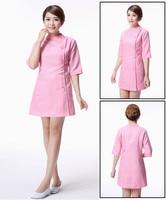 Medical Uniforms Hospital Lab Coat Korea Style Women Hospital Medical Scrub Clothes Uniform Breathable Women Work