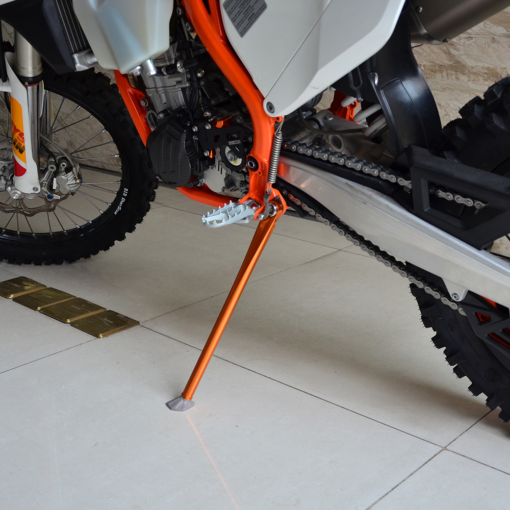 CNC Side Stand Kickstand for KTM 150 200 250 300 XC 450 500 530 EXC 400 XCW