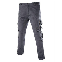 high Quality Spring Mens Cotton Slim Fit Joggers Cargo Overalls Pants Men Tactical Camo Military pantalon Homme Plus Size 28-42