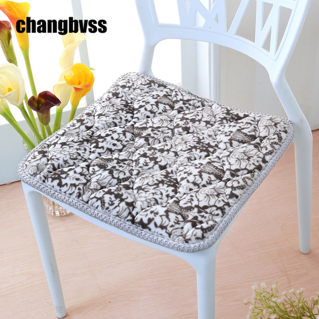 Modern Striped Outdoor Chair CushionsNon Slip Seat Cushion Car MatDining Floor