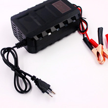EU Smart Charger 12V Car Battery lead batteries storage batt