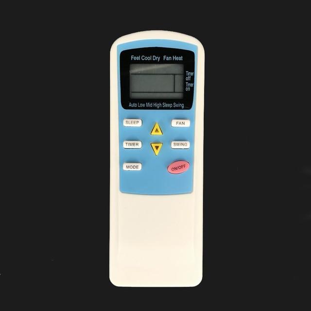 ใหม่ Universal Air Conditioner รีโมทคอนโทรลสำหรับ TCL AC A/C รีโมทคอนโทรล Controller 9000BTU KTTCL001