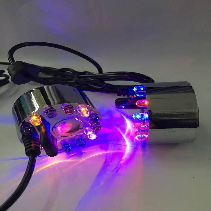 Toma de niebla Ultrasónica Cabezal Atomizador Atomizador Tanque de Peces
