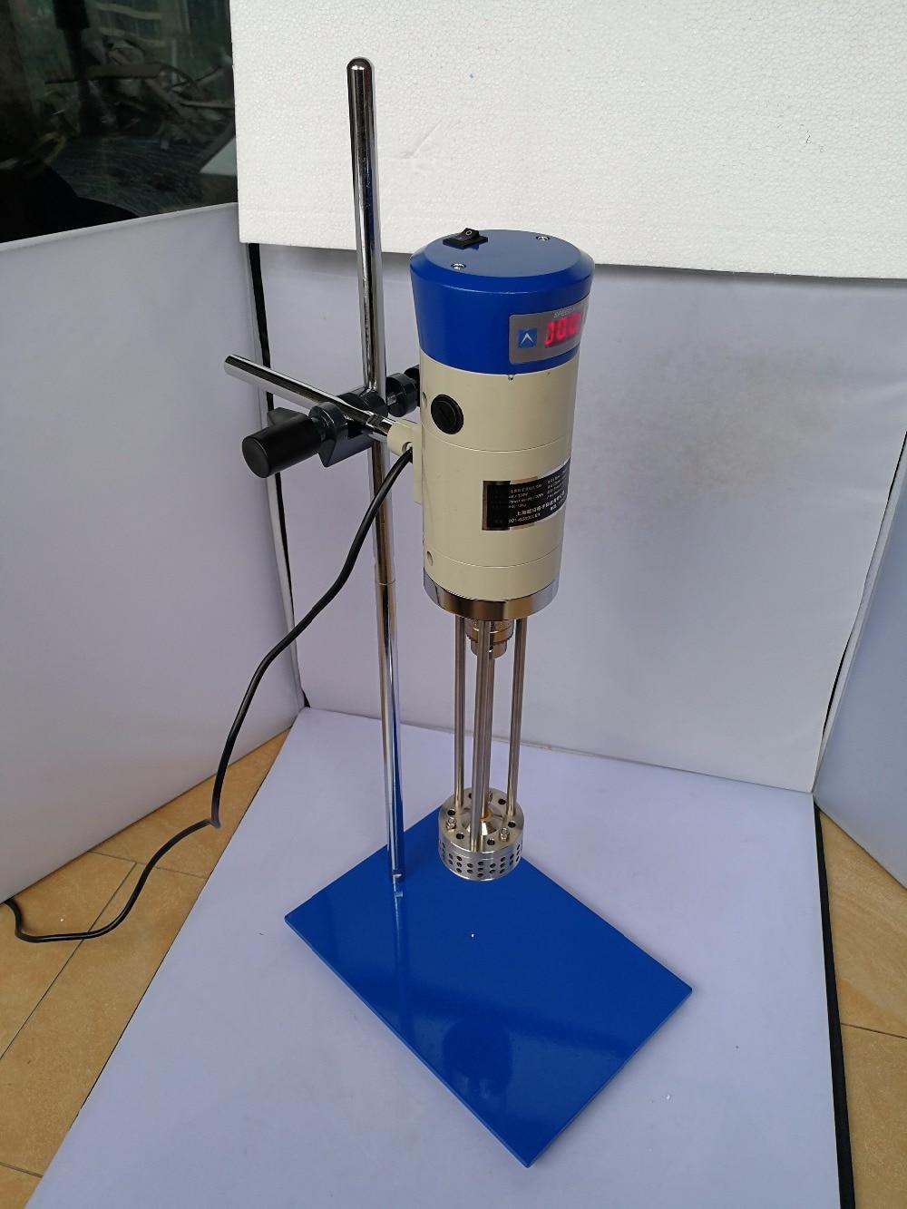 Numérique malaxeur à fort cisaillement Émulsification JRJ300-S Émulsifiant Émulsifiant Machine flambant neuf pour 40 L