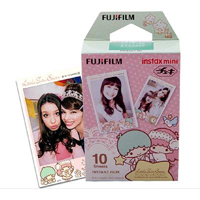Prix pour Véritable Little Twin Étoiles Fujifilm Instax Mini 8 Film Fuji Films Instantanés papier Pour 8 50 s 7 s 90 25 Partager SP-1 Mini Appareil Photo Instantané