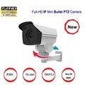 2018 neue Motroized 10XIP Cctv-kamera 10X Optischer Zoom Auto Iris HD 1080 P Kugel 2MP Ip-kamera PTZ Outdoor Nachtsicht IR 80 Mt
