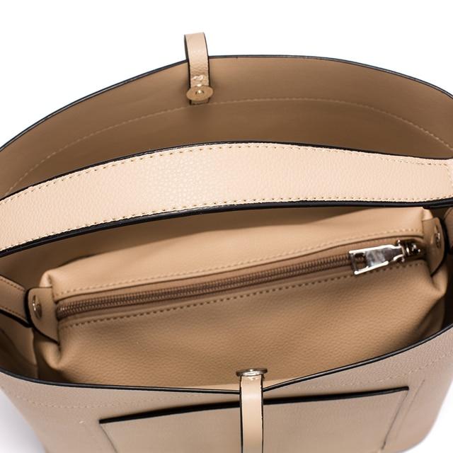 Miyaco Fashion Handbags Women PU Leather Bags Ladies Bucket Bag Totes Shoulder Bags Messenger bag New Style 2018 4