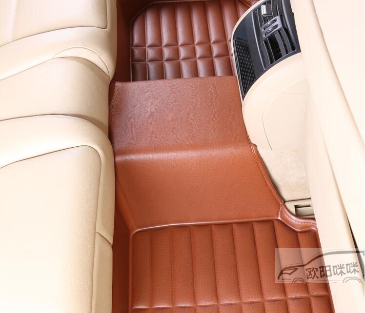 BMW 1357 seriyası üçün CHOWTOTOAA Xüsusi döşəmə ayaqları GT - Avtomobil daxili aksesuarları - Fotoqrafiya 5
