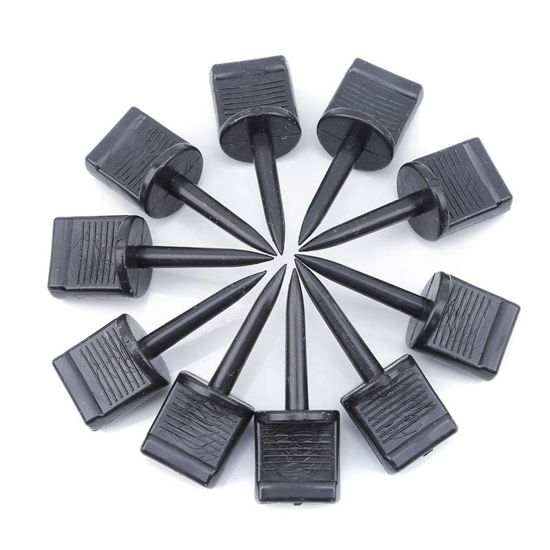 10 Pcs Plastic Shooting Target Pins Archery Hunting Nails Aim Fixed Professional Outdoor Sport Tools