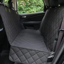 الكلب غطاء مقعد السيارة 600D أكسفورد كلب القط الناقل ظهره مقاوم للماء الحيوانات الأليفة حصيرة أرجوحة وسادة غطاء مقعد الظهر