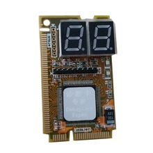 В наличии! 3 в 1 Mini PCI-E LPC PC Analyzer Тестер POST Card Тест Для Ноутбука Ноутбук