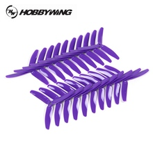 10 Pairs Kingkong 5040 5x4x3 3-Blade Single Color CW CCW Propellers Props Blades for FPV Racer RC Drone Quadcopter Helicopter