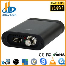 Full HD 1080 P HDMI SDI карты захвата USB3.0 игры ключ записи HD Видео Аудио захватами для Windows, Linux