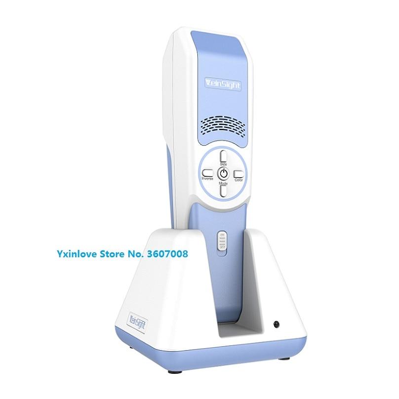 Портативный прибор для просмотра Вены/прибор для поиска вены для педиатрии, толстых пациентов, отеков и т. Д - Цвет: Handheld Vein Finder