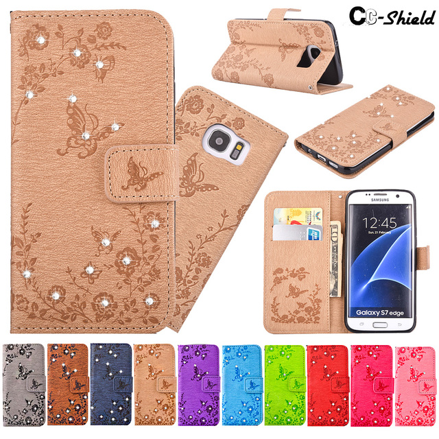 Case for Samsung Galaxy S7 S 7 edge S7edge G935 G935D G935F G935FD SM-G935 SM-G935F SM-G935FD SM-G935D Wallet Case Phone cover