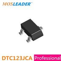 SMD DTC123JCA SOT23 1000 PZ 3000 PZ E42 50 V 0.1A 100mA PNP DTC123J DTC123JC DTC123 Datasheet all'interno di Alta qualità