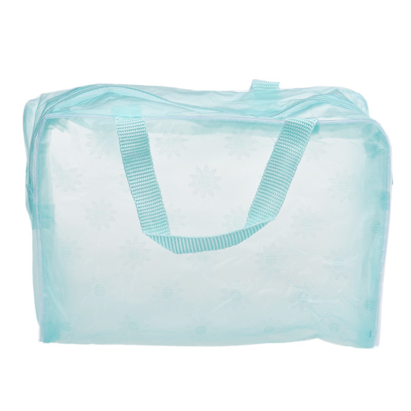 Floral Clear Waterproof cosmetic bag Portable Makeup Cosmetic Toiletry Travel Wash Toothbrush Pouch Organizer Bag Floral Clear Waterproof cosmetic bag Portable Makeup Cosmetic Toiletry Travel Wash Toothbrush Pouch Organizer Bag