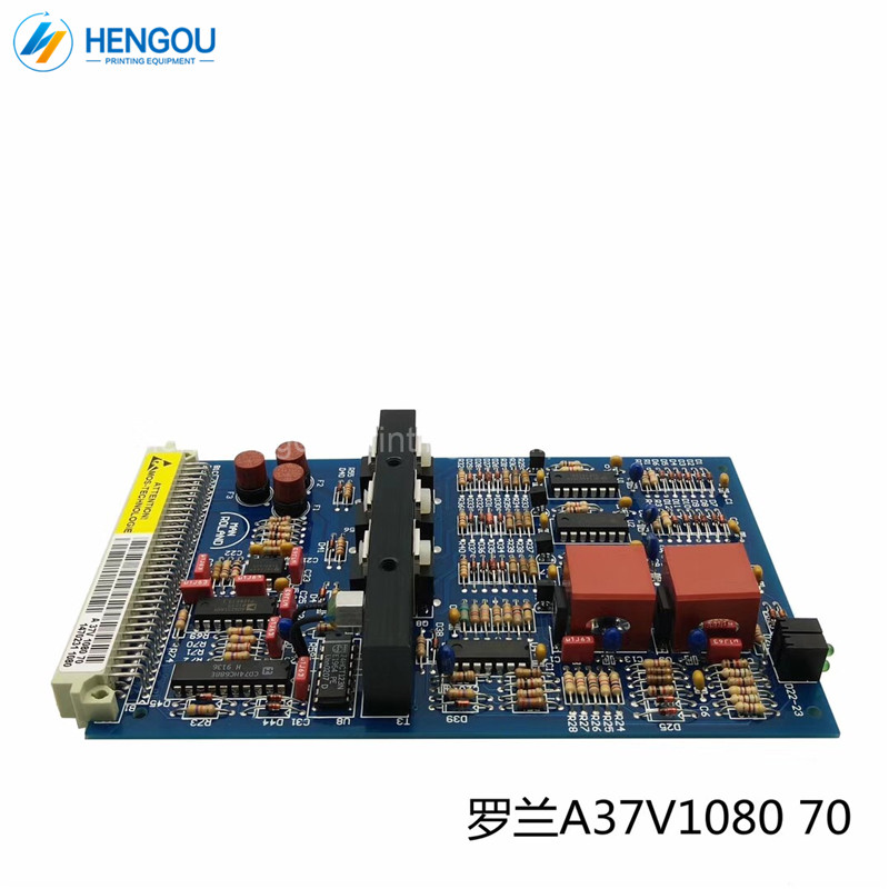Offset Printer Board Man Roland Circuit Board A37V108070,A 37V 1080 70 70 for Roland Printing Machine Parts DHL free shippingOffset Printer Board Man Roland Circuit Board A37V108070,A 37V 1080 70 70 for Roland Printing Machine Parts DHL free shipping