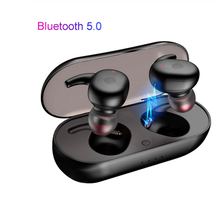 K16 Stereo Earbuds with Dual Microphone and Charging box true wireless Bluetooth headset 5.0 stereo sports waterproof Eadphones
