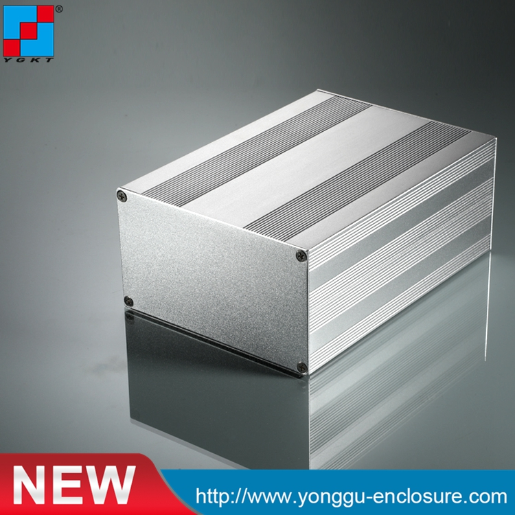 145-82-N mm(W-H-L)junction box aluminum Electronics box aluminum housing metal box enclosure 4pcs a lot diy plastic enclosure for electronic handheld led junction box abs housing control box waterproof case 238 134 50mm