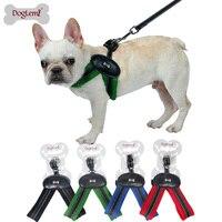 DogLemi Professionelle Hund Brustgurte Reflektieren V stil Mesh Pet Hundegeschirr 4 Farben Erhältlich