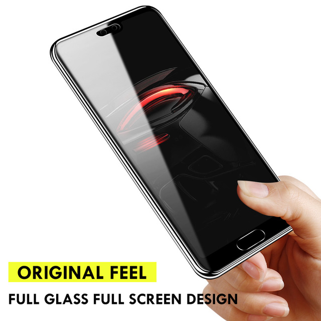 ZNP 10D Glass For Huawei P20 Pro Lite Honor 9 10 Screen Protector Tempered Glass For Huawei P10 Lite Honor Play Protector Film 3