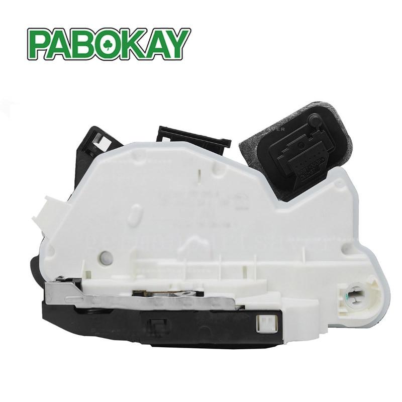 FS 7-Pin przedni lewy zatrzaskowy zamek drzwiowy dla VW Beetle Golf MK6 MK7 Jetta 6 Passat 6RD837015A 5K1837015B 5K1837015E