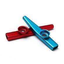 6 цветов kazoo легкий портативный для начинающих флейта любителей музыки опционально деревянный духовой инструмент простой дизайн