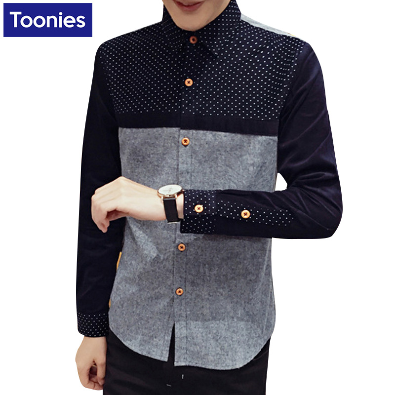 Popular Designer Dress Shirts for Men-Buy Cheap Designer Dress ...