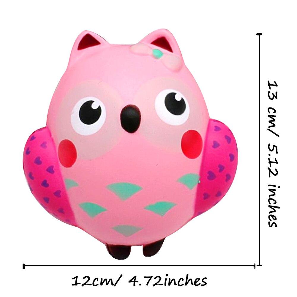 Slow Rising Kawaii Owl Squishy Cute and Squishy