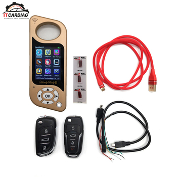 JMD práctico bebé 2 práctico bebé II programador de llave automática con Función G 96bit 48 + tarjeta/copiadora remota cbay 2 programador de llave de coche Cbay II